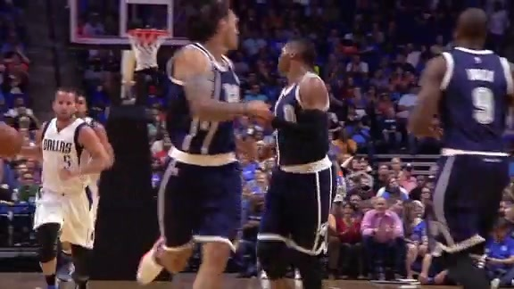Postgame: Thunder 100, Mavericks 88