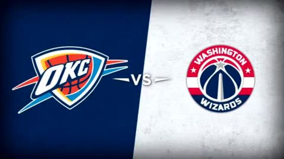 Thunder vs. Wizards Recap - 2/1