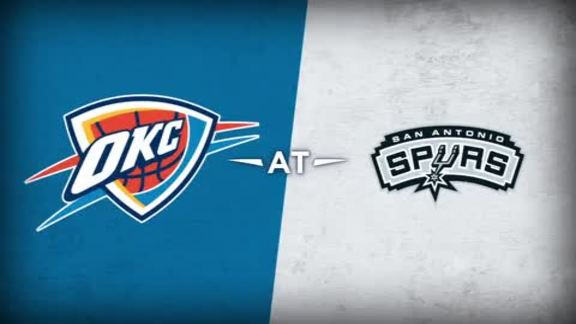 Game 1 vs. Spurs Recap - 4/30/2016