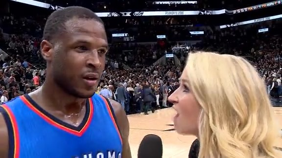 Walkoff Interview: Dion Waiters - 5/2