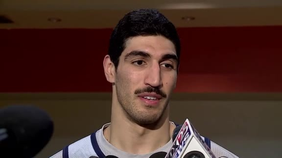 Game Day: Enes Kanter - 5/18