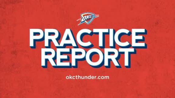 Practice Report: May 23, 2016