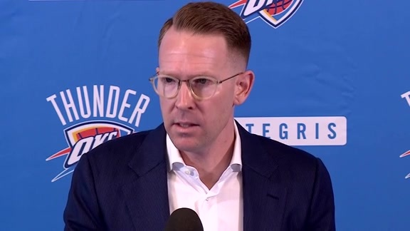 Presti Talks 2016 NBA Draft
