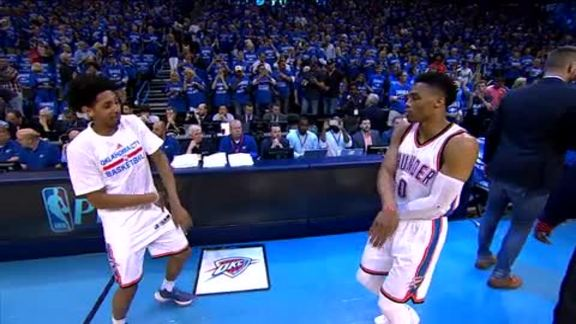 My Moves: Cam & Russ' Dancing