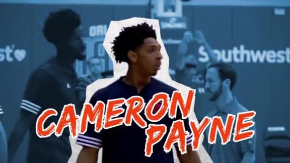 Summer Sit Down: 1-on-1 With Cameron Payne