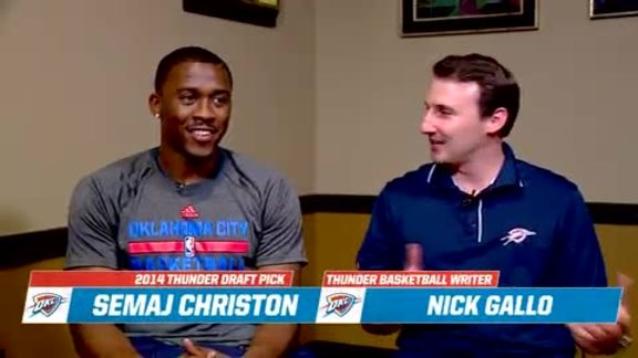 Summer Sit Down: 1-on-1 With Semaj Christon