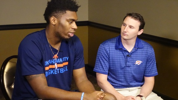 Summer Sit Down: 1-on-1 With Dakari Johnson