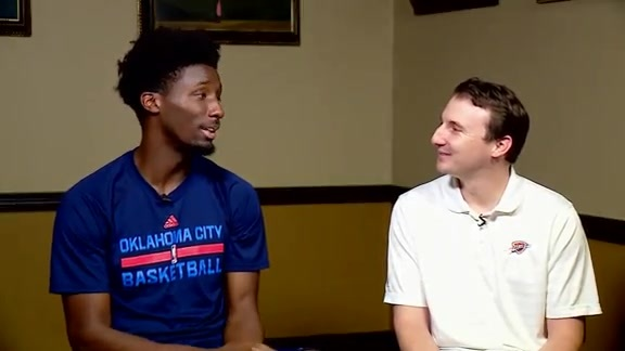 Summer Sit Down: 1-on-1 With Daniel Hamilton
