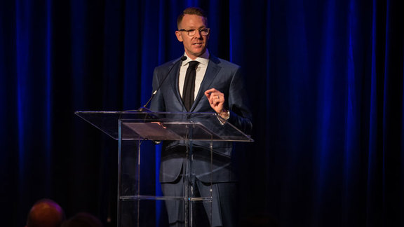 Presti Honored as 2016 Humanitarian by OCCJ