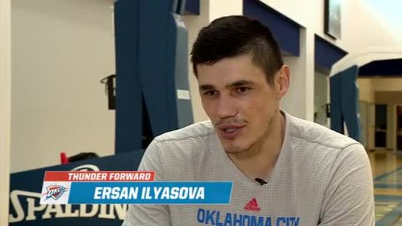 Talking With Ersan Ilyasova