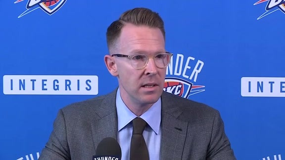 Sam Presti on Upcoming Season