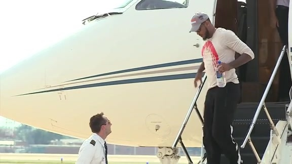 OKC Welcomes Melo