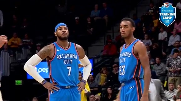 Postgame: Thunder 96, Nuggets 86
