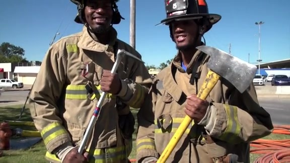 Thunder Fun With Firefighters