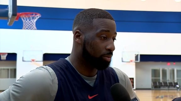 1-on-1: Raymond Felton - 10/19