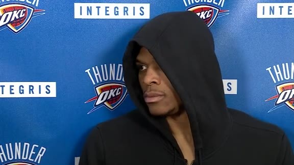 Game Day: Russell Westbrook - 11/15