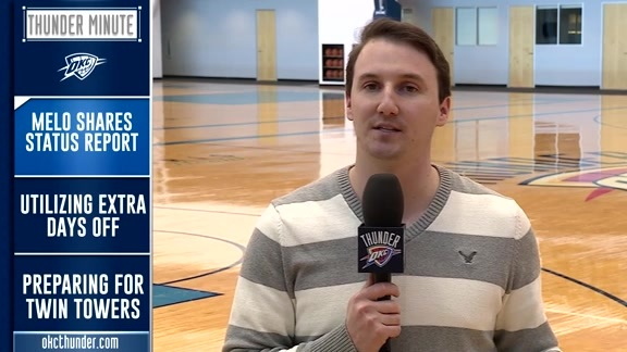 Thunder Minute: Nov. 19
