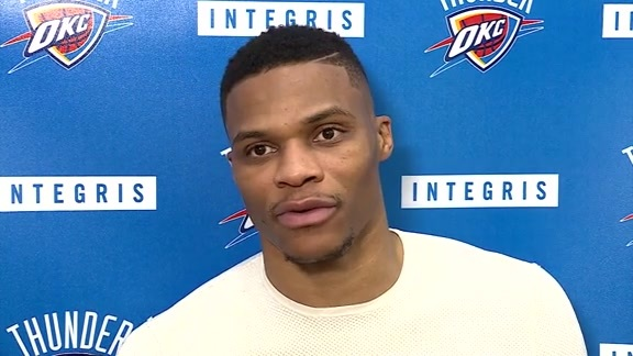 Thunder Talk: Russell Westbrook - 11/21
