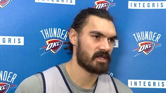Thunder Talk: Steven Adams - 11/21
