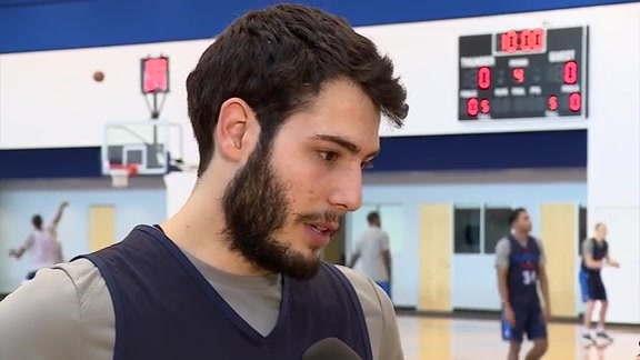 1-on-1: Alex Abrines - 11/22