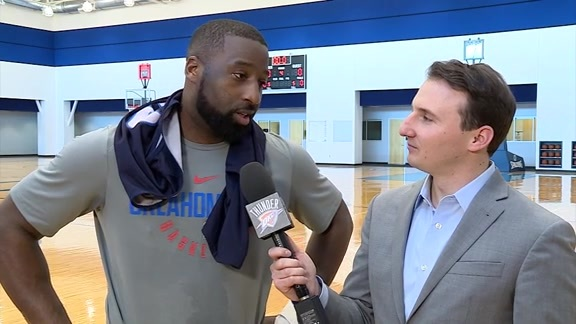 1-on-1: Raymond Felton - 11/24