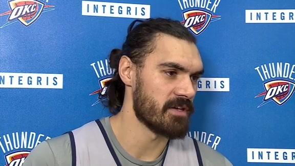 Game Day: Steven Adams - 11/24