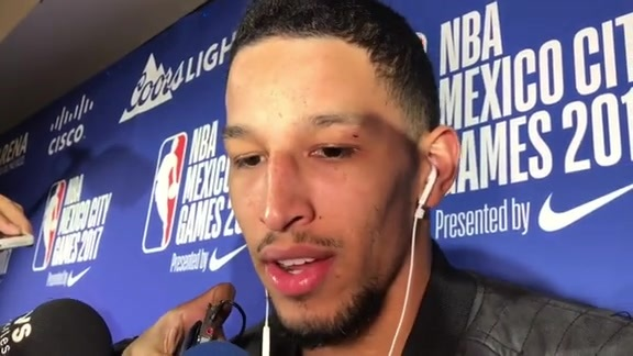 Postgame: Andre Roberson - 12/7