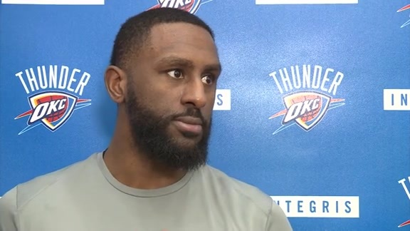 Game Day: Patrick Patterson - 12/18