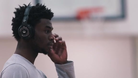 Behind The Scenes | Andrew Wiggins Monster Headphones Photo Shoot