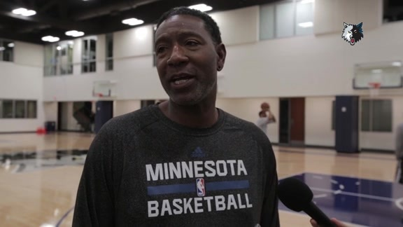 Practice Report - Nov. 24 | Sam Mitchell