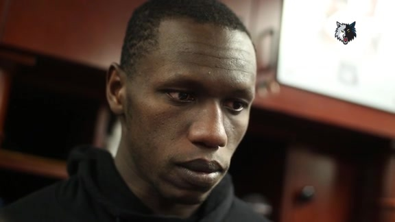 Postgame - Feb. 6 | Gorgui Dieng