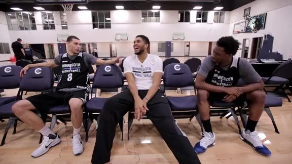 Rising Stars Courtside Chat