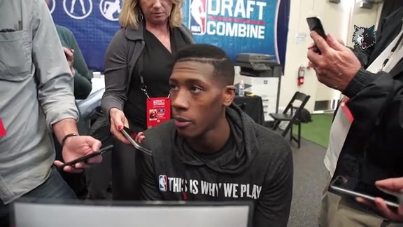 Combine Interview | Kris Dunn