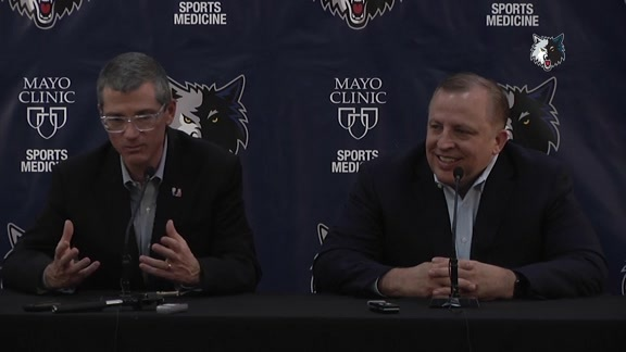 Post-Draft Press Conference