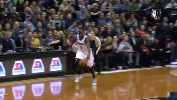 Top 5 Plays Of The Season | Gorgui Dieng