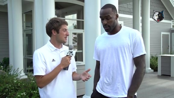 Caravan 1-on-1 | Shabazz Muhammad