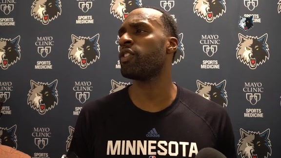 Practice Report - Sept. 28 | Shabazz Muhammad