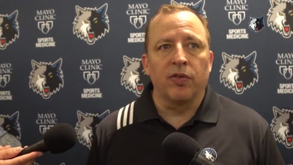 Practice Report - Sept. 29 | Tom Thibodeau