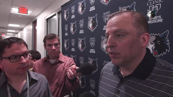 Practice Report - Oct. 5 | Tom Thibodeau