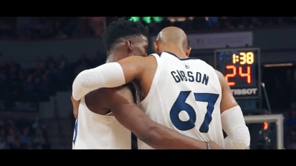 Mini Movie | Wolves Beat Spurs In Front Of Packed House