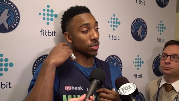 Shootaround report - Nov. 19 | Jeff Teague