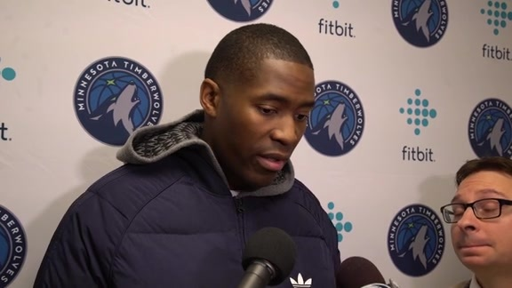 Shootaround Report - Nov. 19 | Jamal Crawford