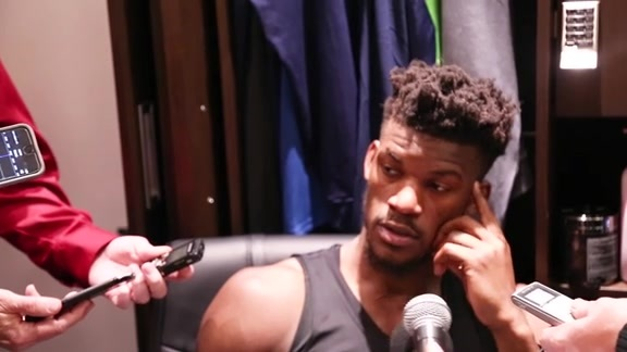 Postgame - Nov. 19 | Jimmy Butler