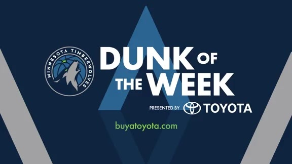 Toyota Dunk Of The Week