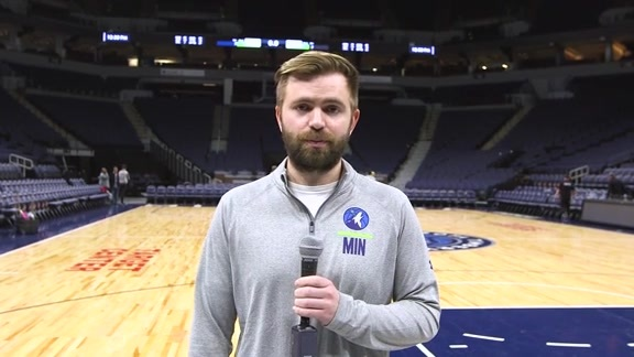 Shootaround Report | Wolves vs. 76ers