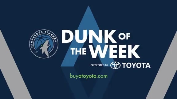 Dunk Of The Week