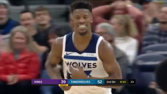 GAME RECAP: Timberwolves 119, Kings 96