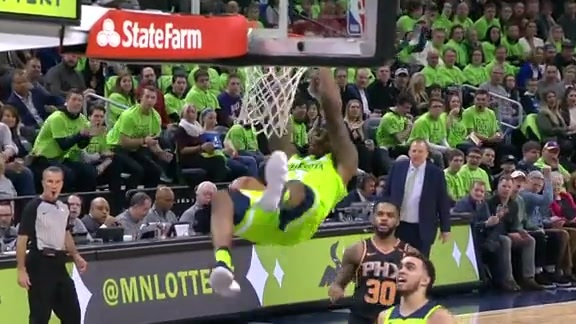 Georges-Hunt With The Slam