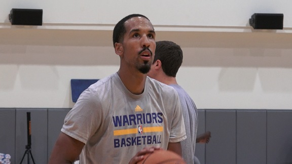 Warriors Continue Building at Training Camp