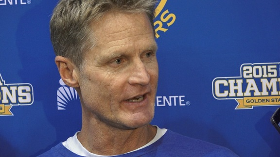 Kerr Taking Leave of Absence